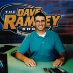 Matt visits Dave Ramsey's Studio in Brentwood, TN, Sept 2007