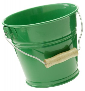 Don't live life as a bucket