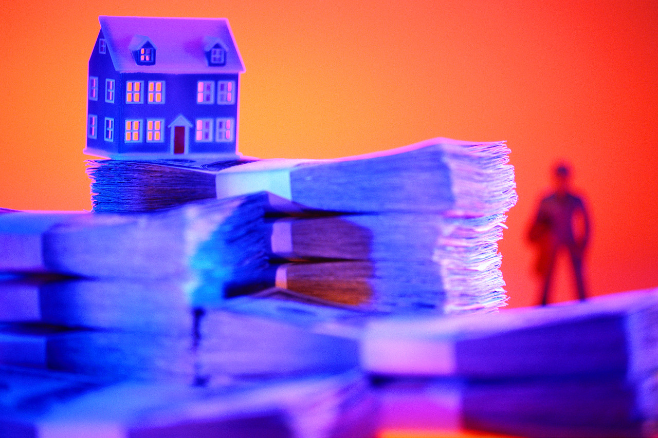 Walk away from mortgage payments