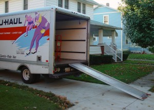 The hassles of moving to a new town