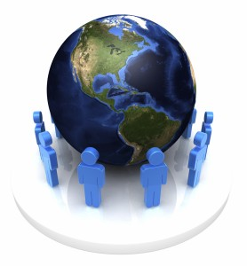 Social media is a global strategy