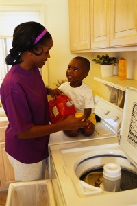 Repair top load washing machine