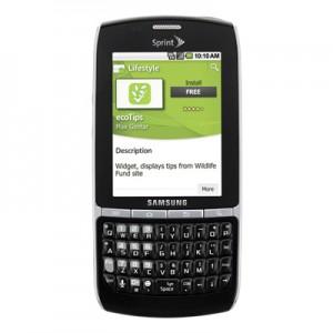 Samsung Replenish by Sprint