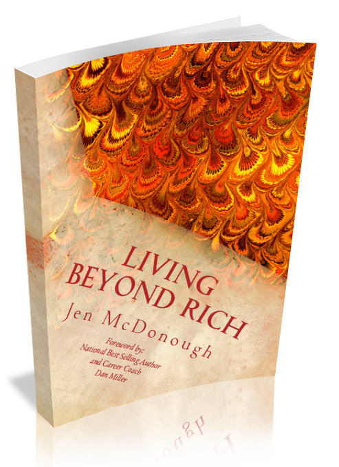 Living Beyond Rich: You Gotta Read This Book!